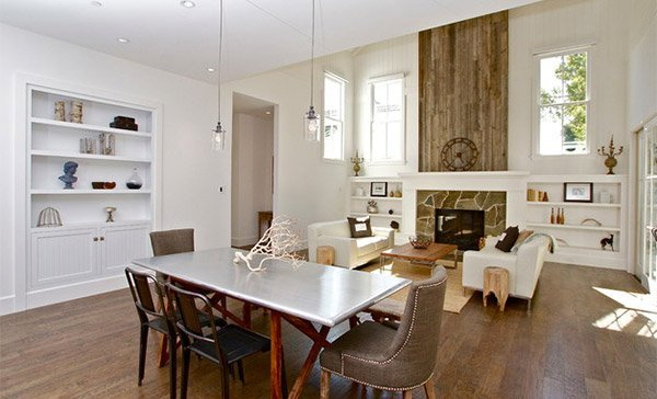 Awesome rustic dining room wall art