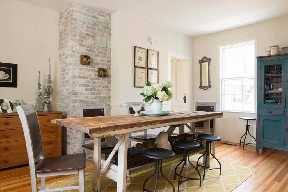 Timeless rustic dining room ideas