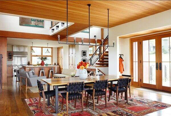 Incredible rustic dining room ideas