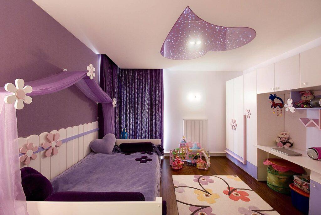 Creative teenage girl bedroom ideas