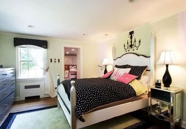Unique teenage girl bedroom ideas