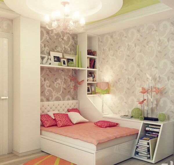 Unique little girl bedroom ideas