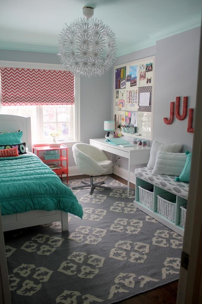 Cute bedroom design ideas