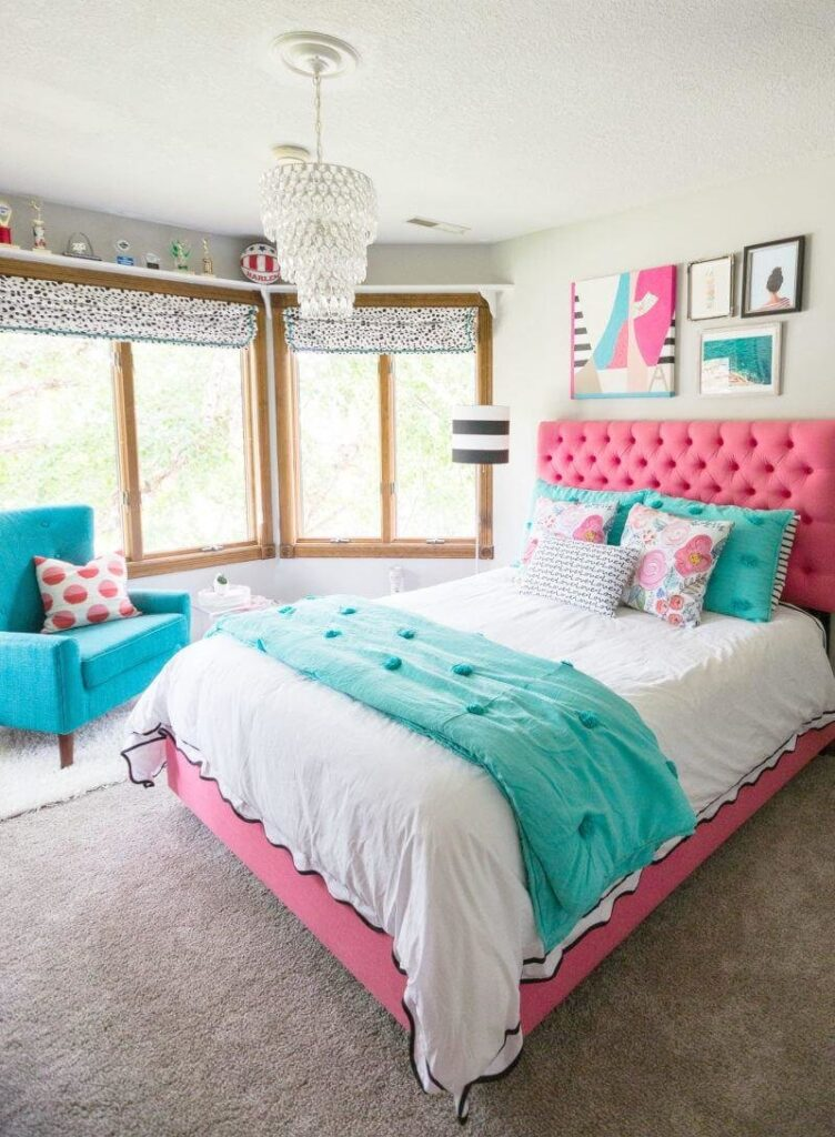 Awesome teen bedroom decor