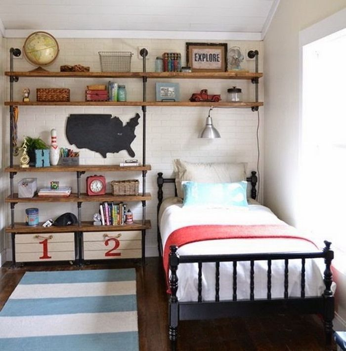 Awesome boys bedroom paint ideas