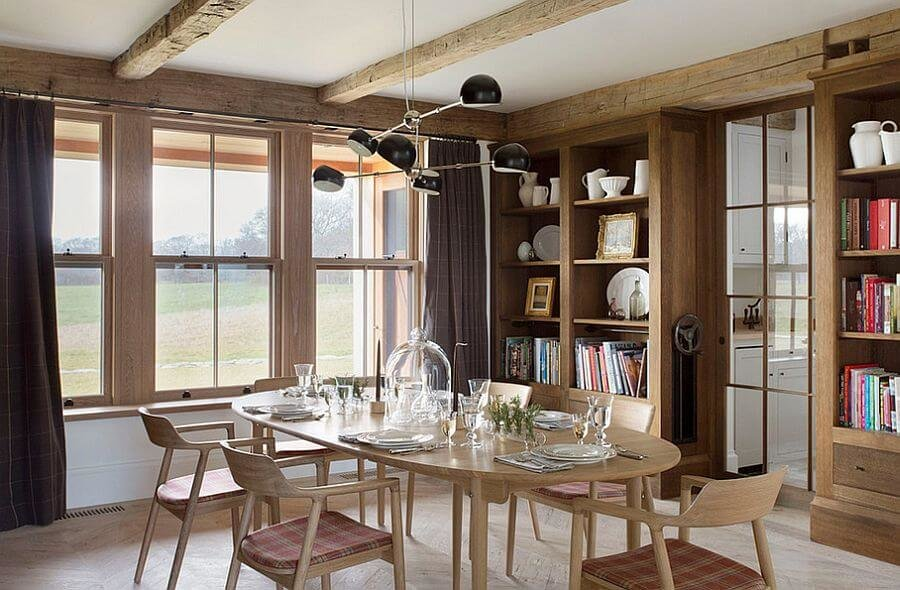 Timeless farmhouse dining room ideas pinterest