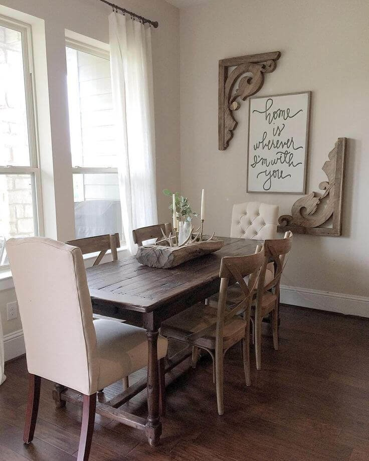 Best farmhouse dining room photos