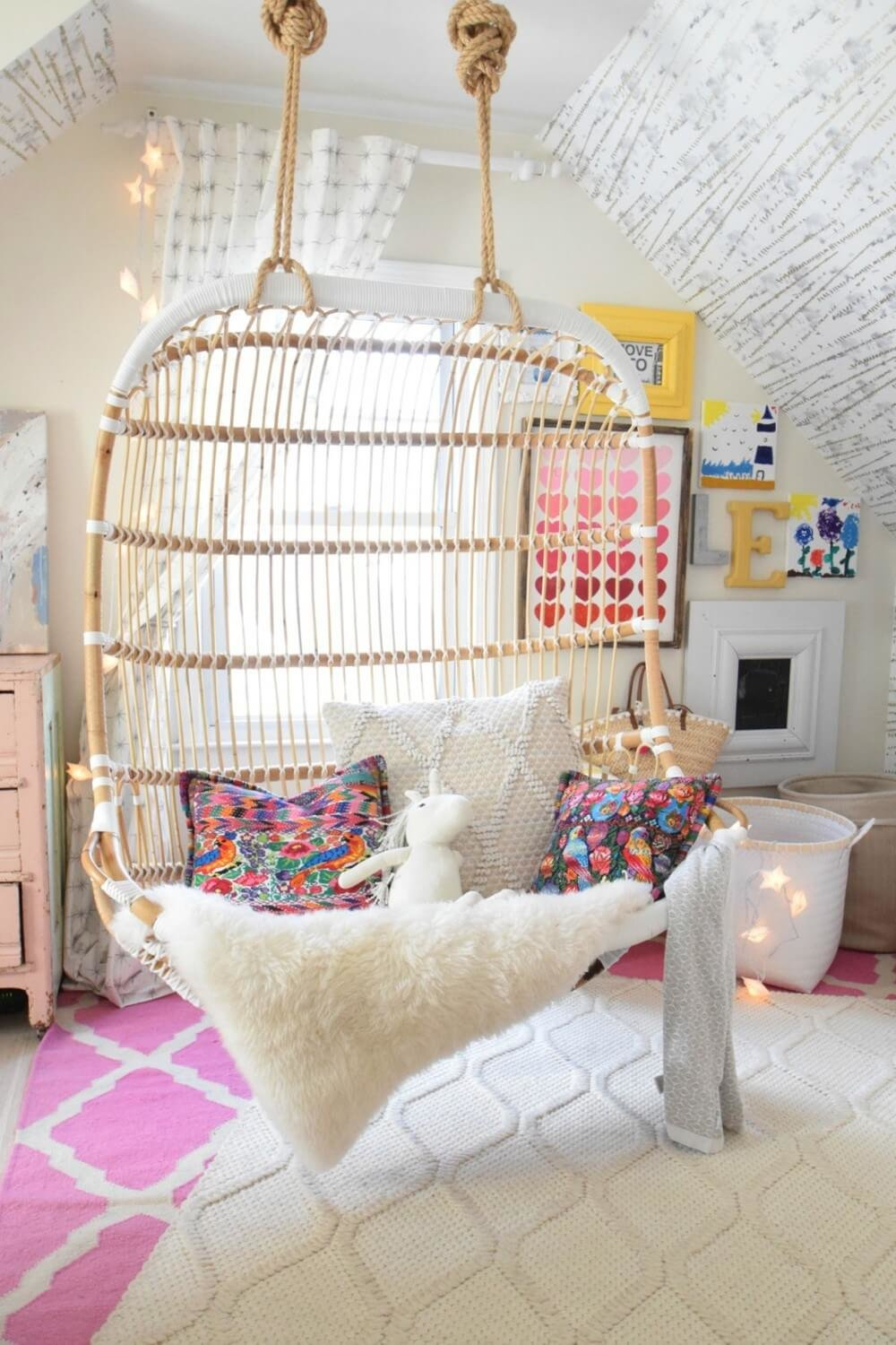 65 cute teenage girl bedroom ideas that will blow your mind - Teenage girl bedroom decorations ...