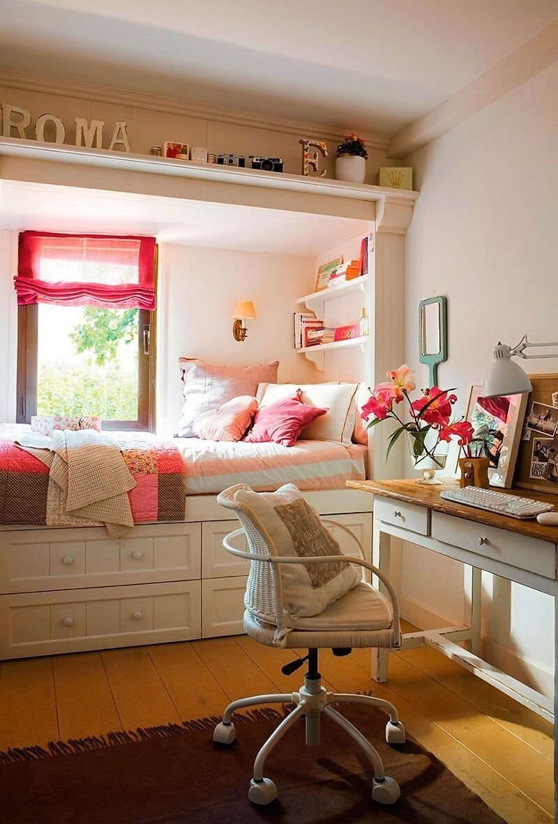Cool teenage bedroom furniture