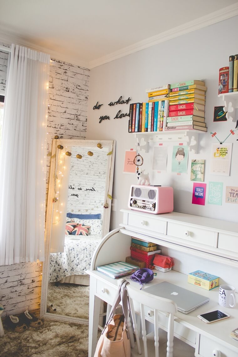 Awesome teenage bedroom ideas for small rooms