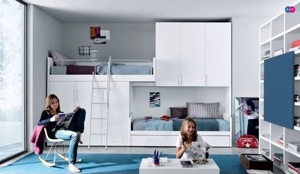 Cool bedroom ideas for small rooms : pictures-of-teenage-girl-rooms - designwebi.com