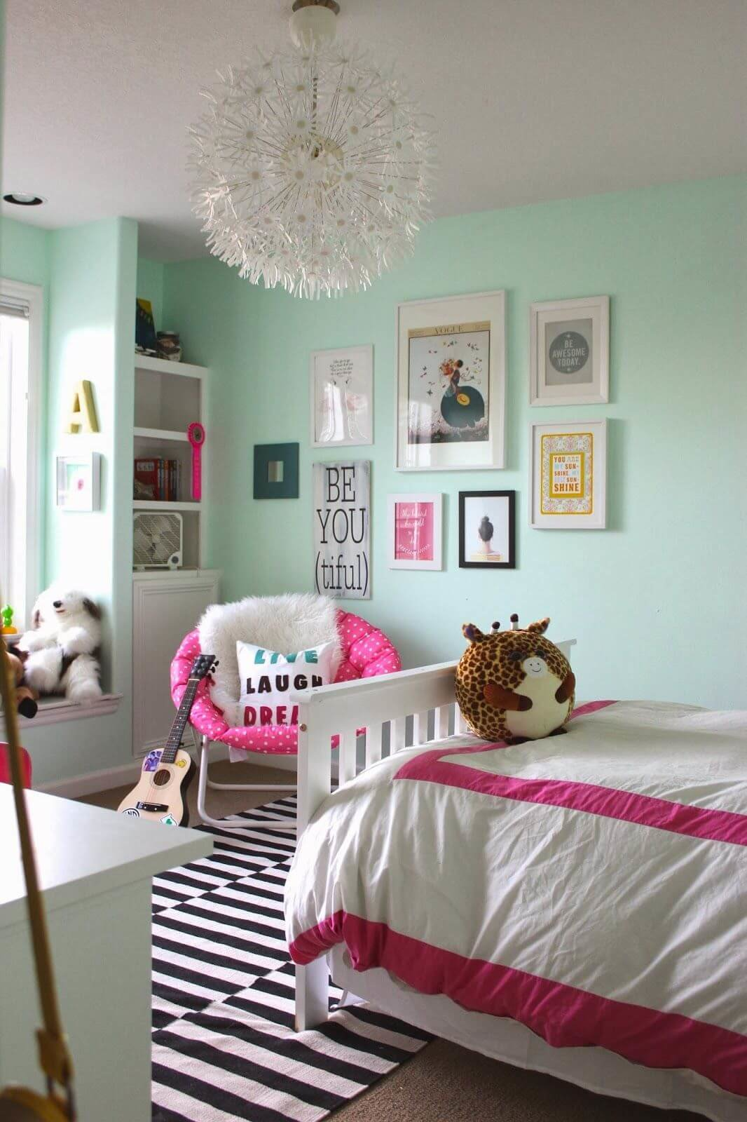 65+ Cute Teenage Girl Bedroom Ideas That Will Blow Your Mind on Girls Bedroom Ideas  id=84703