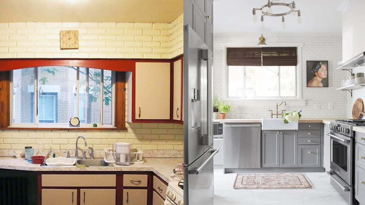 85+ Spectacular Kitchen Remodel Ideas Before And After