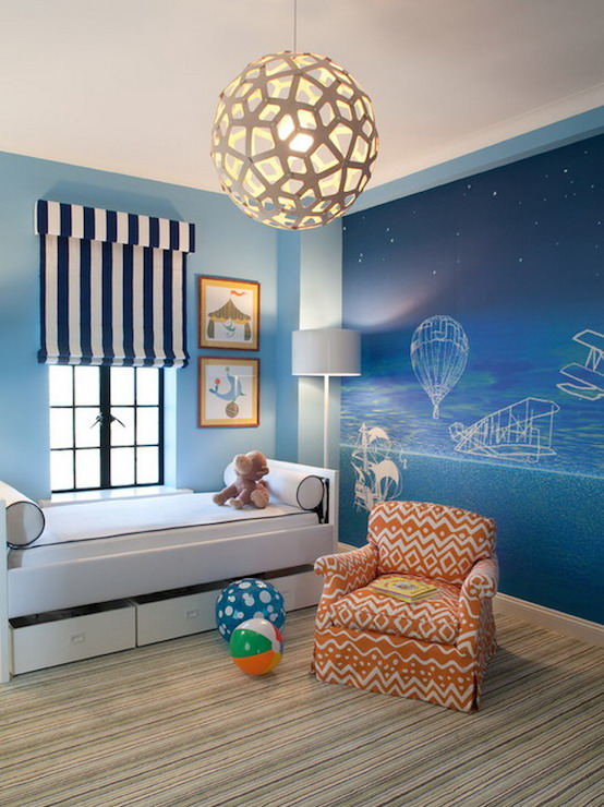 Unique toddler boy room ideas