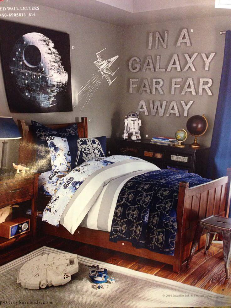 35+ Brilliant Boys Bedroom Ideas [Children,Toddler and Teen ...