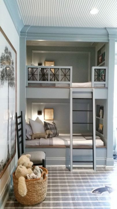 Boy Bedroom Storage: 35+ Brilliant Boys Bedroom Ideas [Children,Toddler And