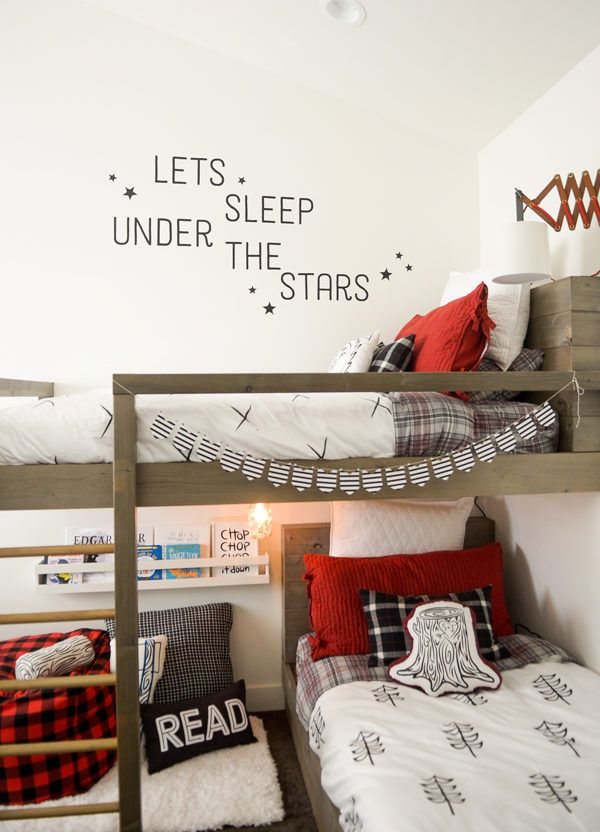 Good boys bedroom ideas for small rooms